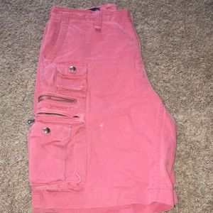 Polo by Ralph Lauren salmon colored shorts!